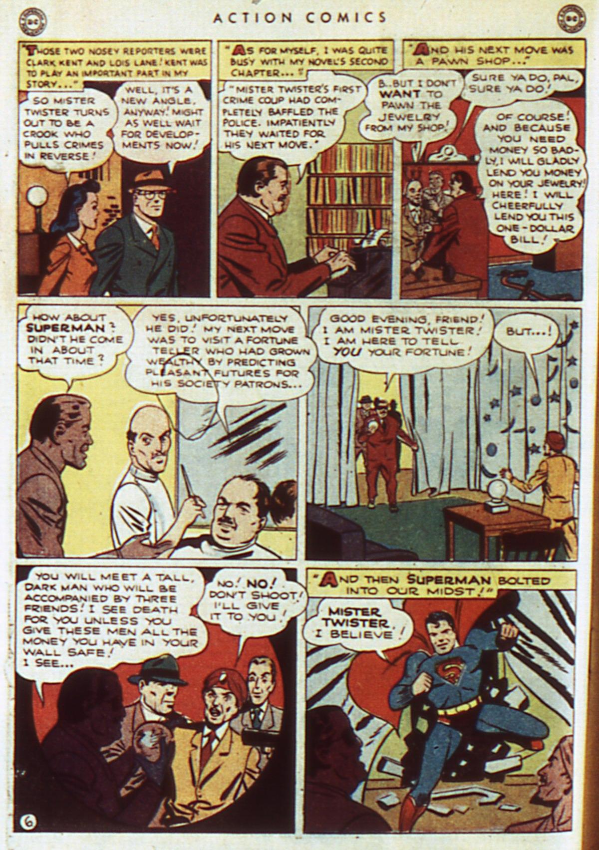 Action Comics (1938) 96 Page 7