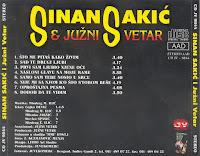 Sinan Sakic  - Diskografija  Sinan_1983_uz