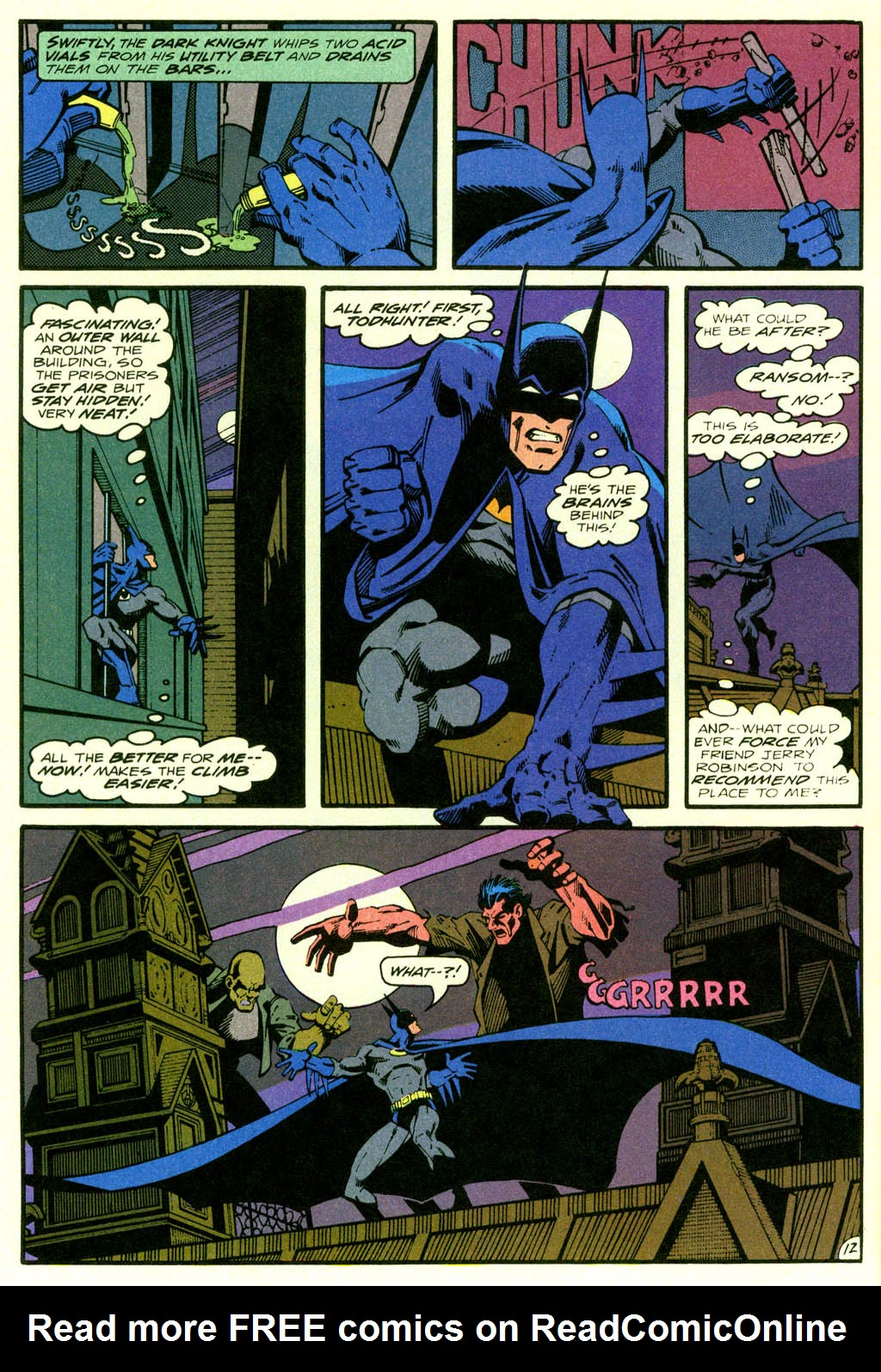 Read online Shadow of the Batman comic -  Issue #2 - 15