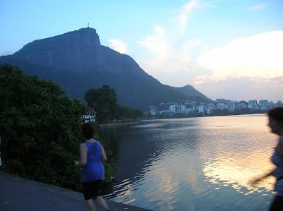 Laguna Rodrigo de Freitas, Lagoa Rodrigo de Freitas, Rio de Janeiro, Brasil, La vuelta al mundo de Asun y Ricardo, round the world, mundoporlibre.com