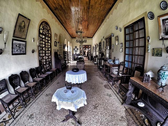 Menezes Braganza Pereira Heritage House Chandor Goa
