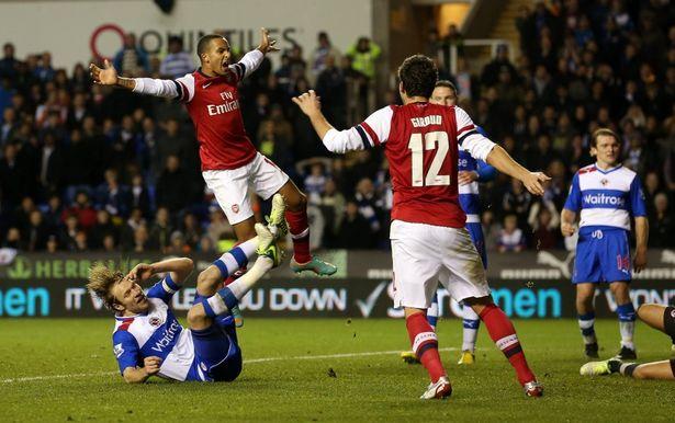 Mengenang Comeback Terbaik Arsenal Menghadapi Reading Cek Deh Biar Nggak Nyesel 5-7 Bos