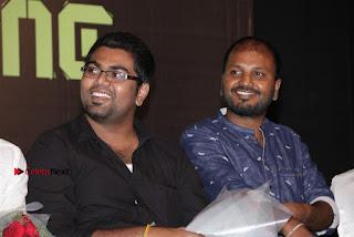 Bharath Chandini Tamilarasan Sanchita Shetty Ennodu Vilayadu Tamil Movie Press Meet Stills  0055.jpg