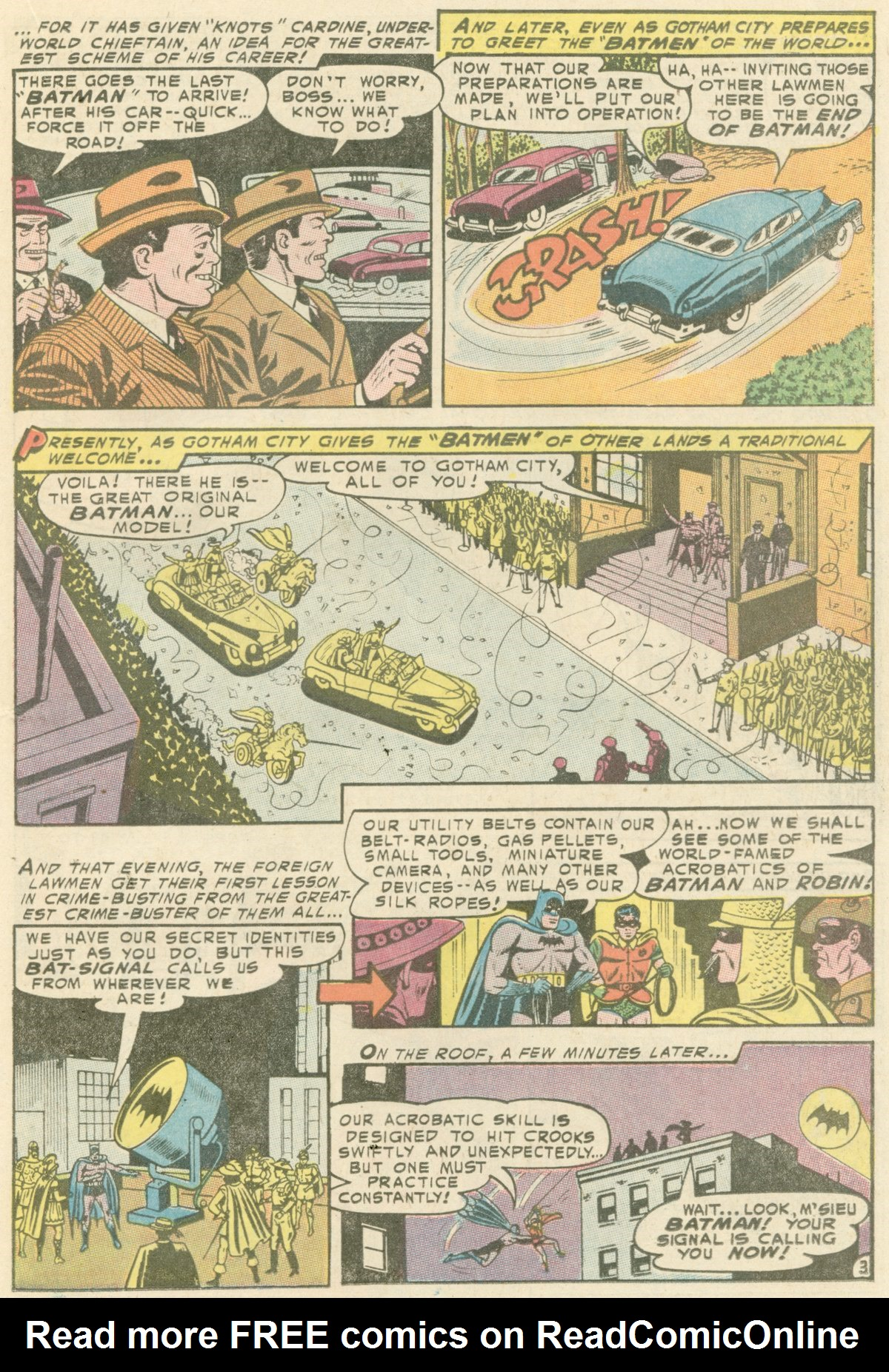 Read online World's Finest Comics comic -  Issue #180 - 23
