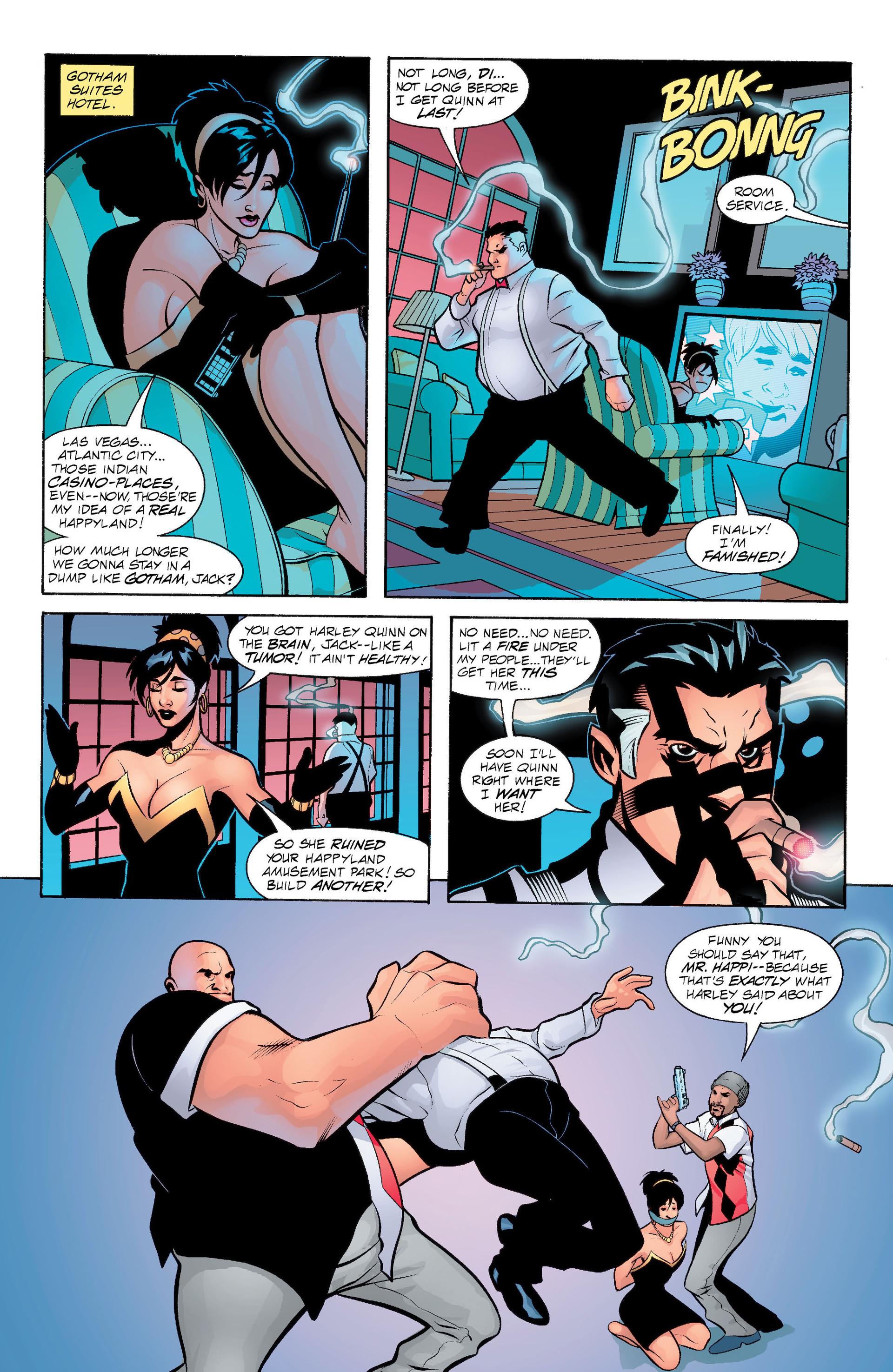 Harley Quinn (2000) Issue #11 #11 - English 19