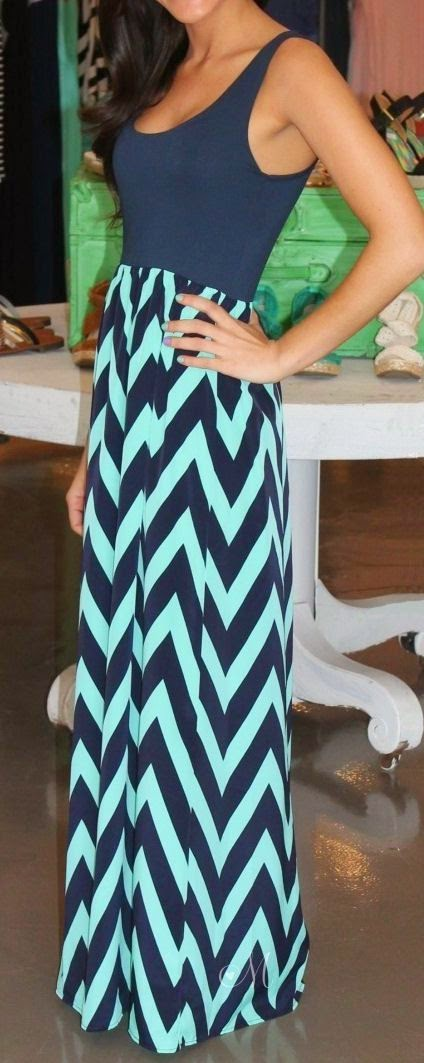 Top 5 Styles of Maxi Dresses