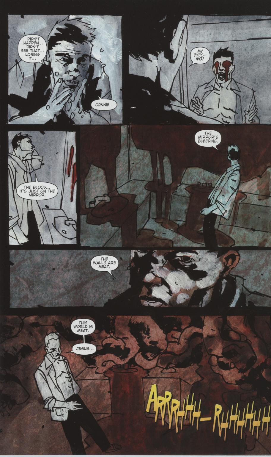 Read online Silent Hill: Dead/Alive comic -  Issue #1 - 19