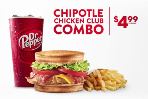 Jack In The Box S 4 99 Chipotle Chicken Club Combo Is Back Brand