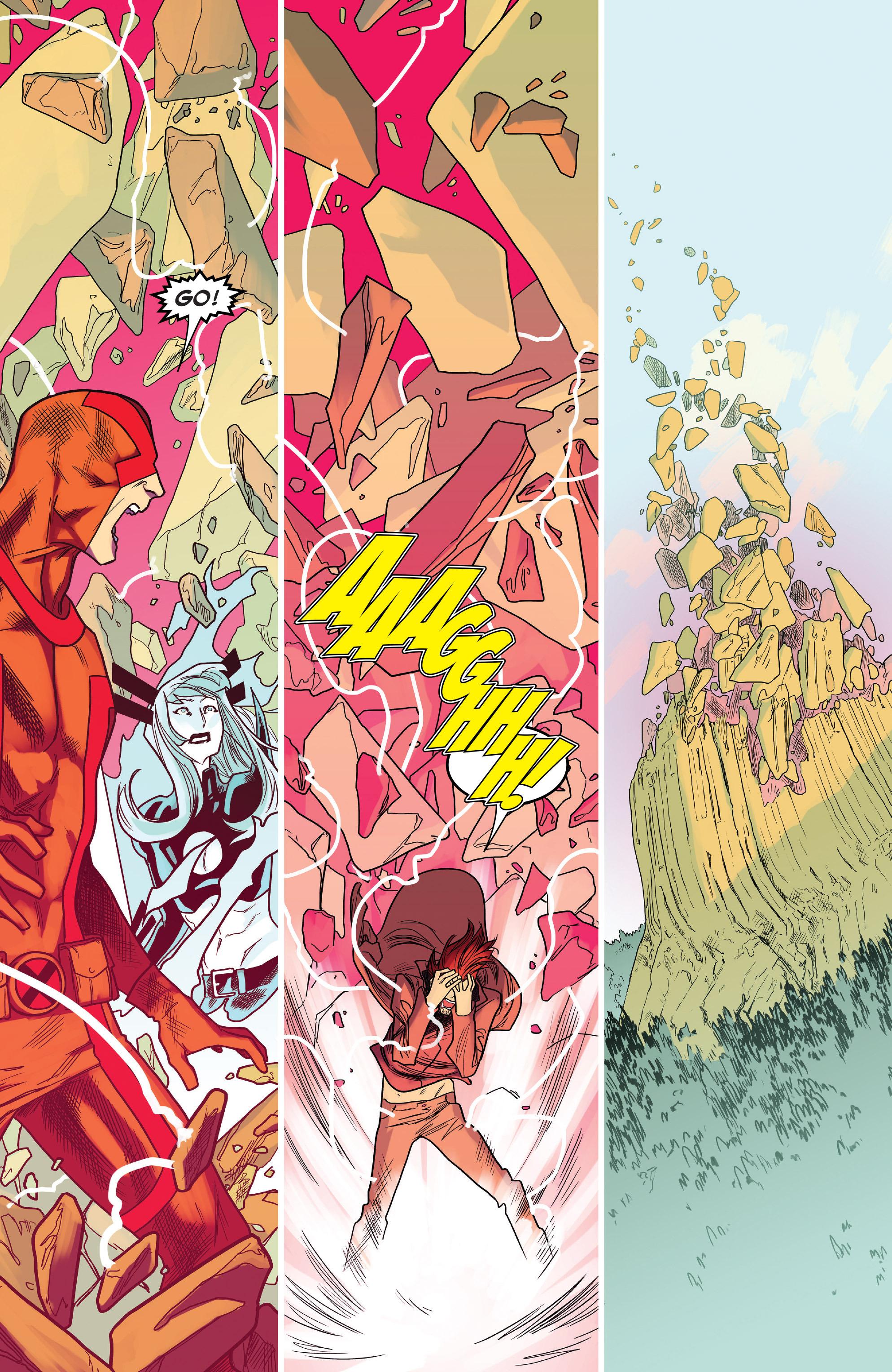 Read online Uncanny X-Men (2013) comic -  Issue # _TPB 5 - The Omega Mutant - 52