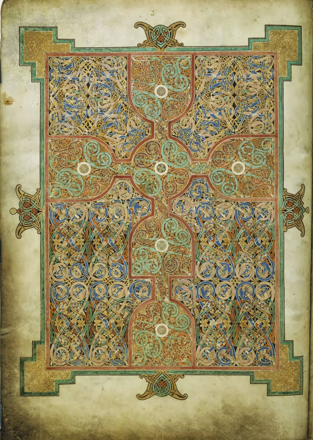 I M Trying Honestly The Lindisfarne Gospels Exhibition