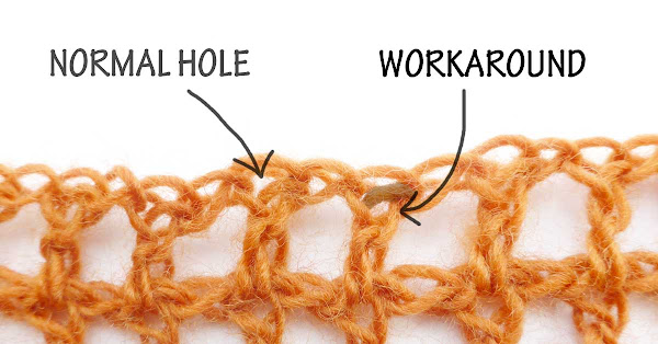 How to avoid Skewed DC Stitches
