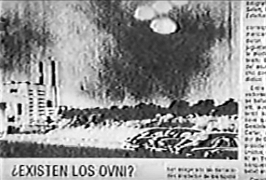 UFO Information Censored By Fidel Castro's Government