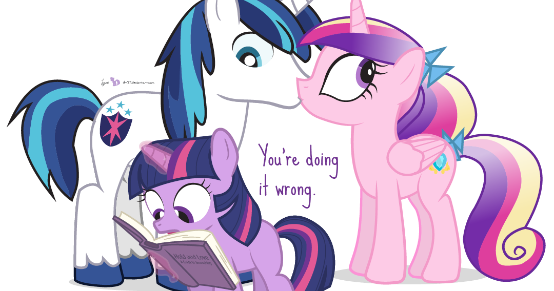 Equestria Daily Mlp Stuff 50 Shining And Or Cadance