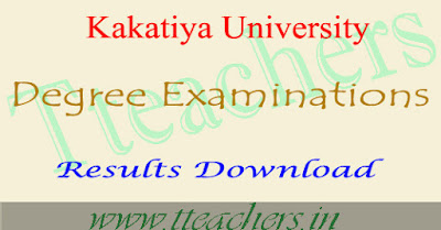 KU degree 2nd year results 2017 ug final year result date