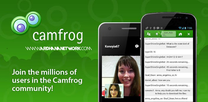 Camfrog V4.0.4003 - Percakapan Video Grup