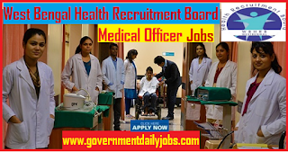 WBHRB Recruitment 2019 Apply Online for 1274 Medical Officer (Specialist) Posts