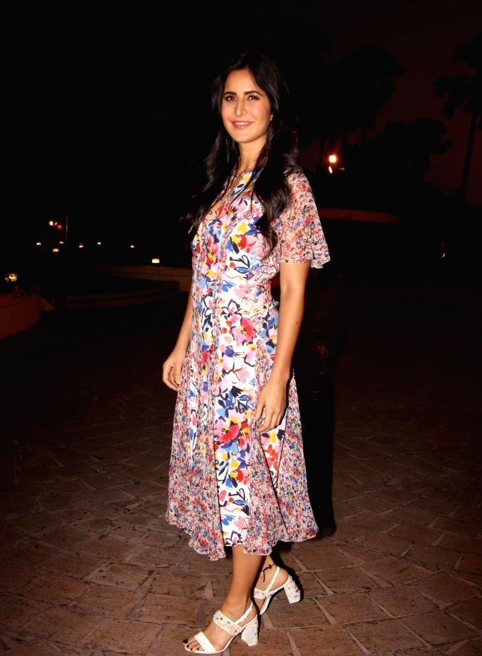 Katrina Kaif Stills During Promotion Of Bollywood Film