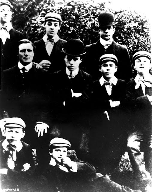 """Charles """"Charlie"""" Chaplin ... un genio del cine 16"""