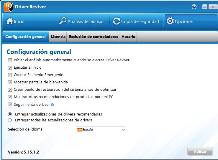 Driver.Reviver.5.15.1.2 Actualiza tu dirvers [rápidamente]