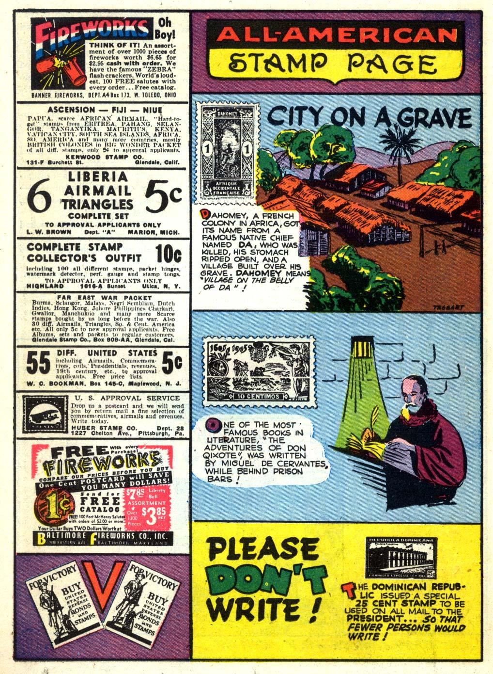 Read online All-American Comics (1939) comic -  Issue #40 - 49