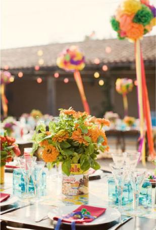 Mexican Wedding Decorations Centerpieces Wedding Ideas