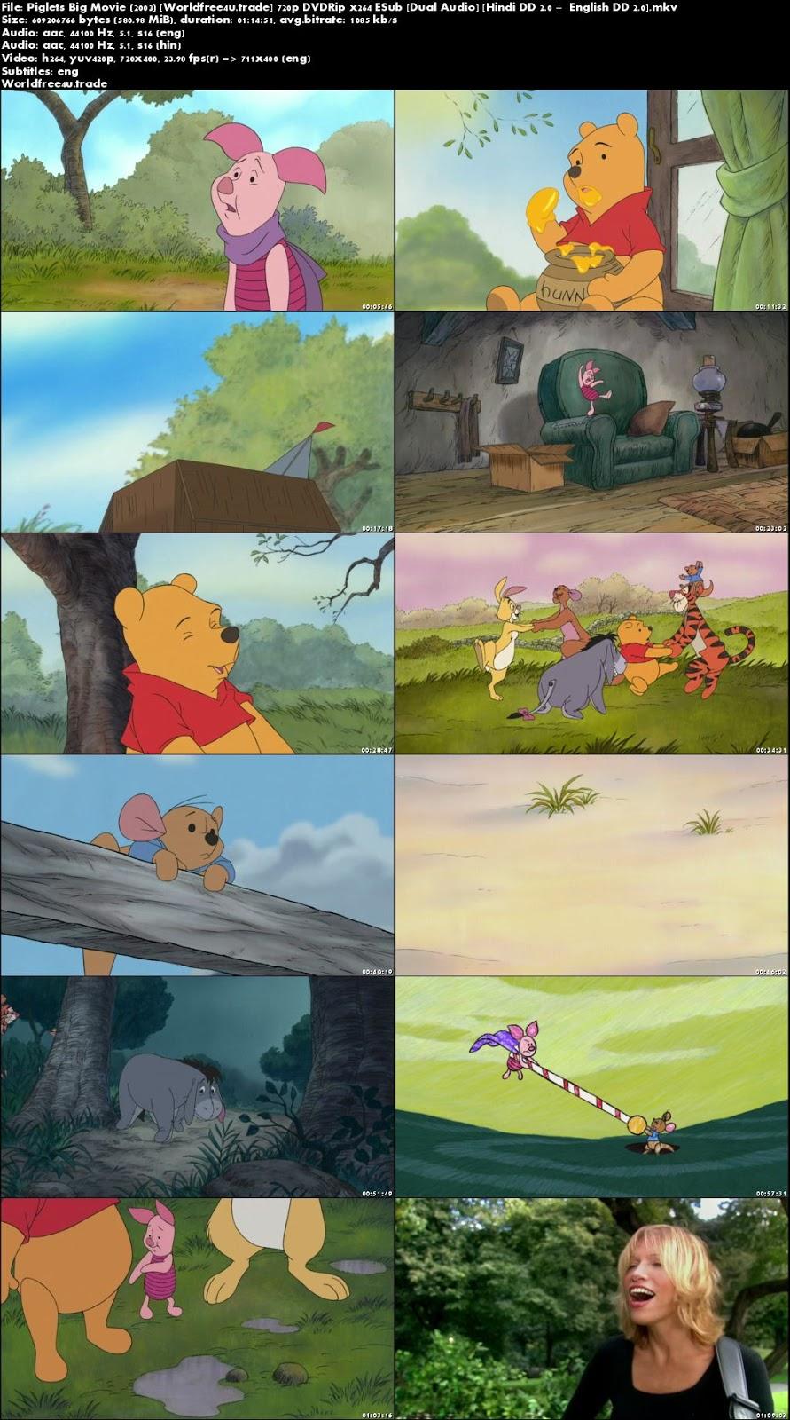 Piglet's big movie (2003) full movie™ hd 1080p video dailymotion.