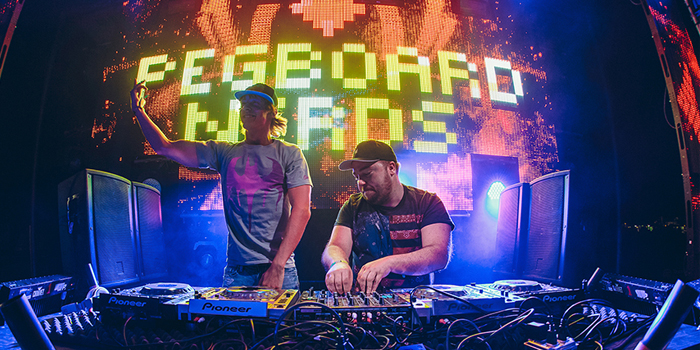 Pegboard Nerds Biography Profile