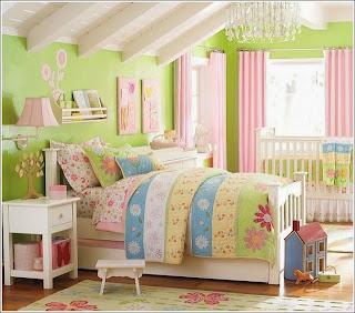 dormitorio colores pastel