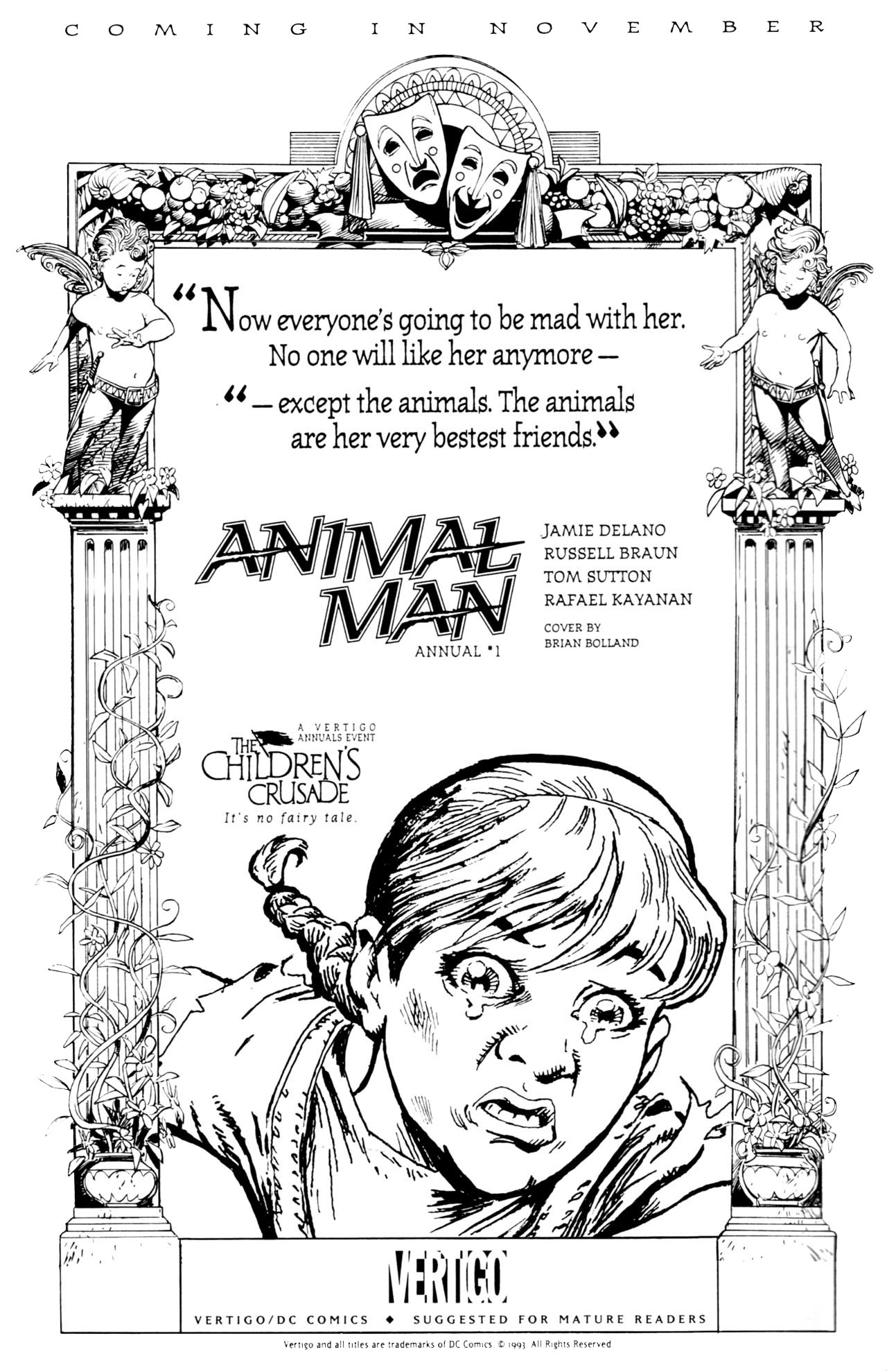 Read online Animal Man (1988) comic -  Issue #66 - 2