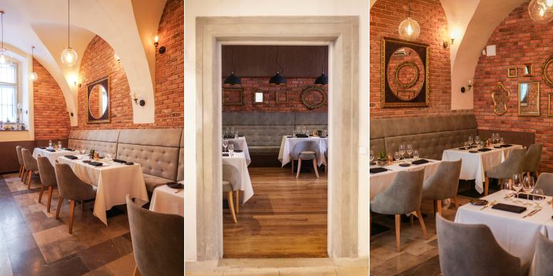 polska restauracja fine dining w krakowie