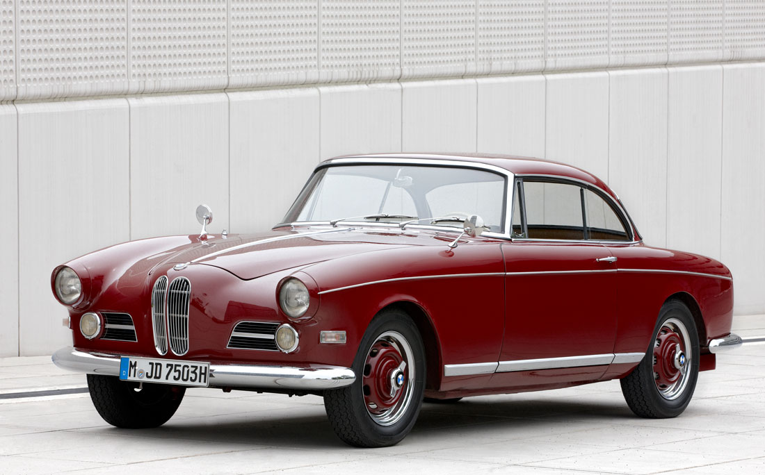 1959 bmw 503 sport coupe primierauto. Black Bedroom Furniture Sets. Home Design Ideas