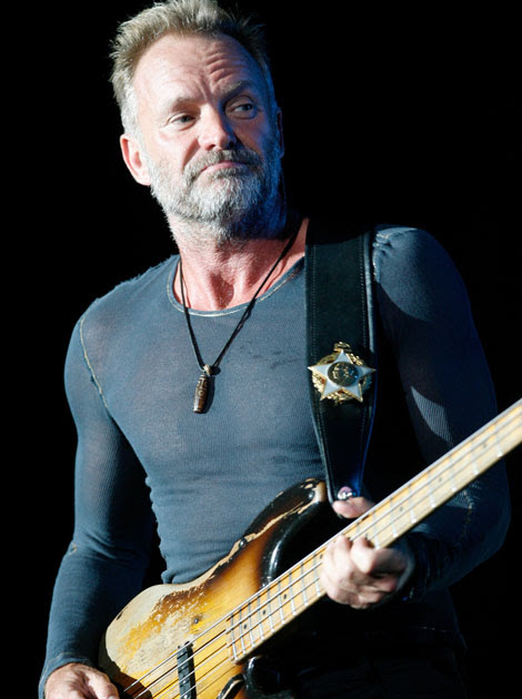 Sting-The Police