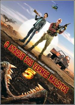 O Ataque dos Vermes Malditos 5 Dublado
