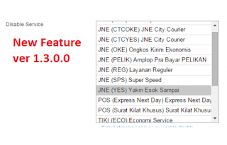 Tutorial Magento - Membuat Metode Pengiriman Raja Ongkir (JNE. Tiki & Pos )  Di Toko Online Magento, Indonesia Shipping Carriers (JNE, TIKI & POS Indonesia).