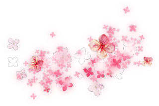 Flowers from All You Need is Love Clipart.