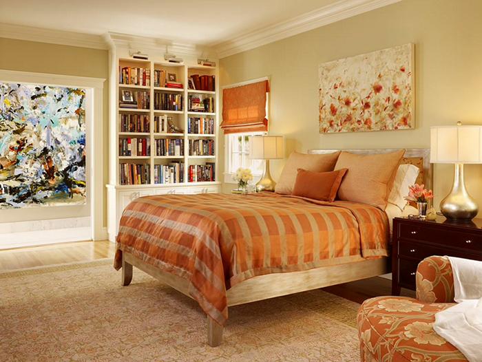 Thiết kế nội thất phòng ngủ hợp phong thủy giúp vợ chồng hạnh phúc- 1