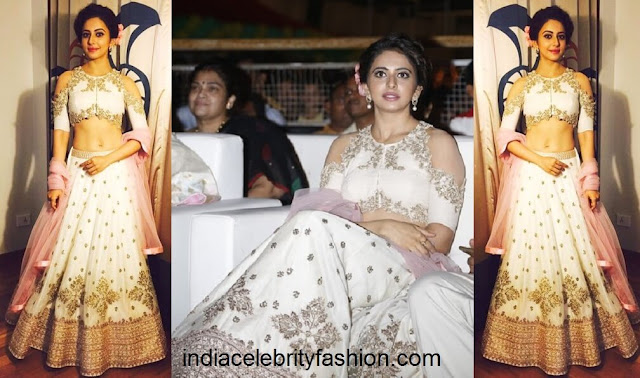 Rakul Preet Singh in Anushree Reddy