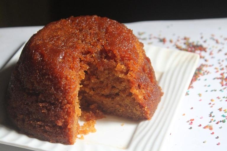 Steamed Chocolate Cake Recipe