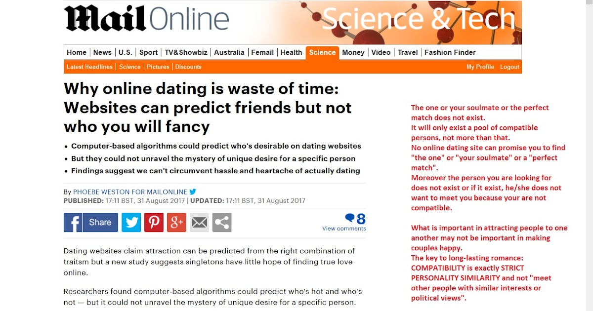 Why online dating is a waste of time for professionals