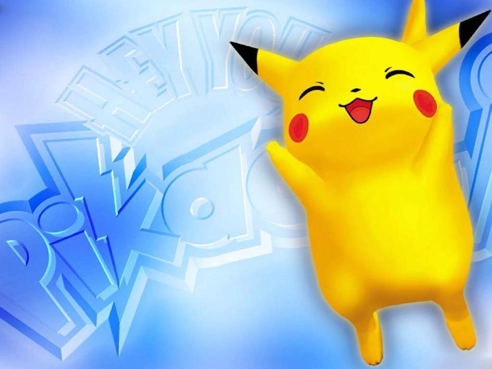 pikachu pokemon wallpaper - photo #15
