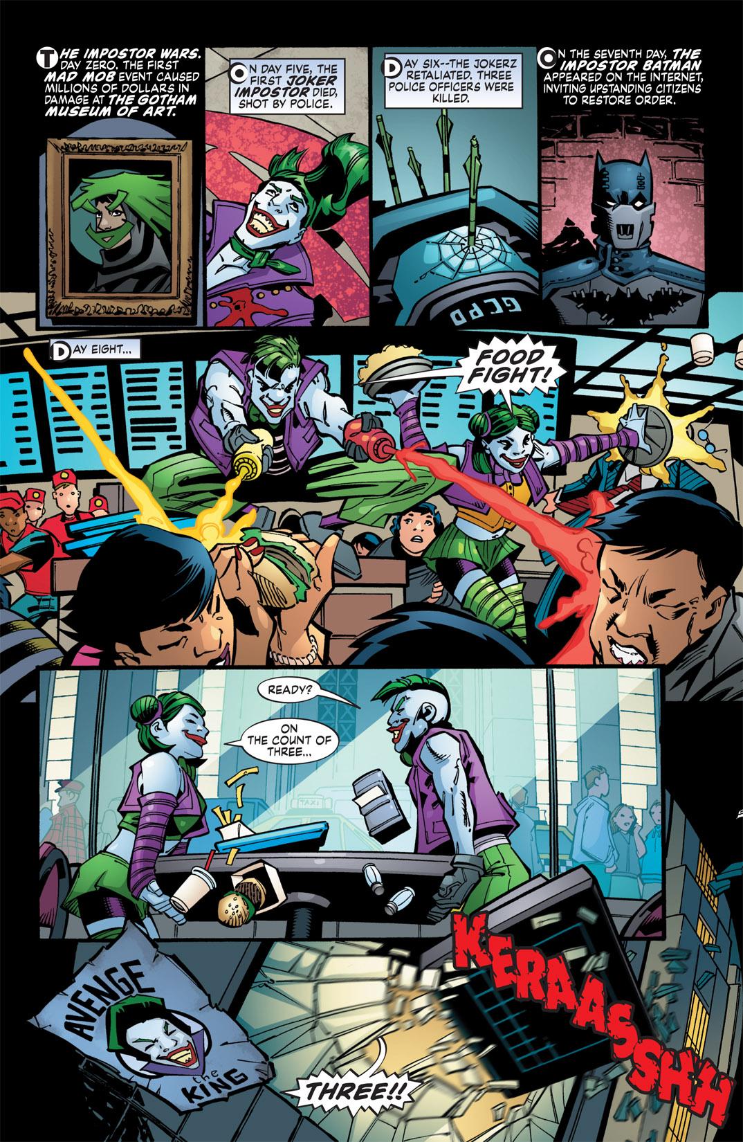 Detective Comics (1937) 868 Page 1