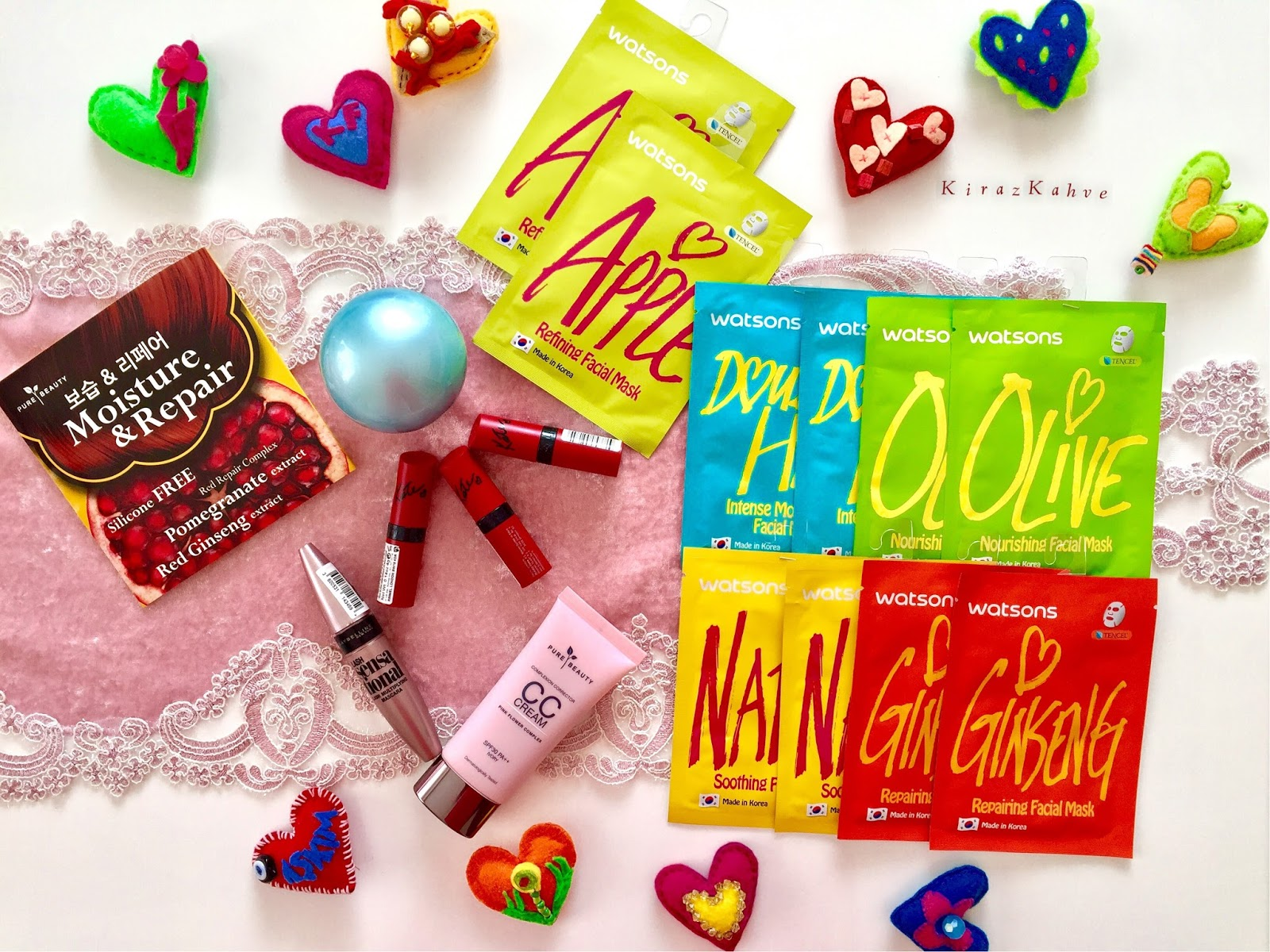 Rimmel Kate Ruj - Pure Beauty CC Cream - Pure Beauty Şampuan ve Saç Kremi Yorumlarım