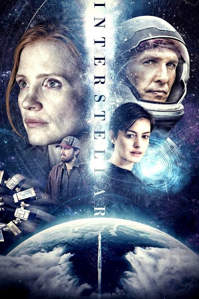 Interstellar (2014) IMAX Hindi PGS Subtitles [English-DD5.1] 450MB BluRay 480p Download