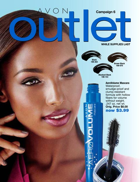 Avon Catalog 6 2017 Outlet Sales