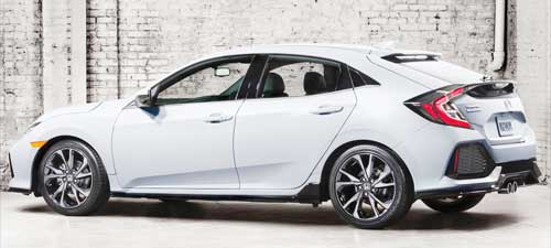 2017 Honda Lineup >> 2017 Honda Civic Hatchback Lineup Sell In Us Auto Trend Review