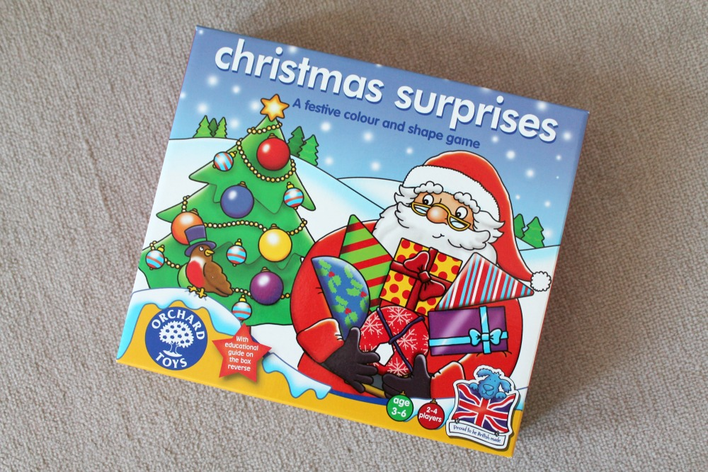 review orchard toys christmas