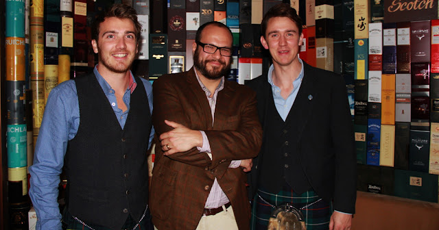 Interview with James and Peter Wills from Kilchoman