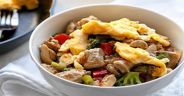 Simple Hoisin Chicken And Broccoli Stir-Fry Recipe
