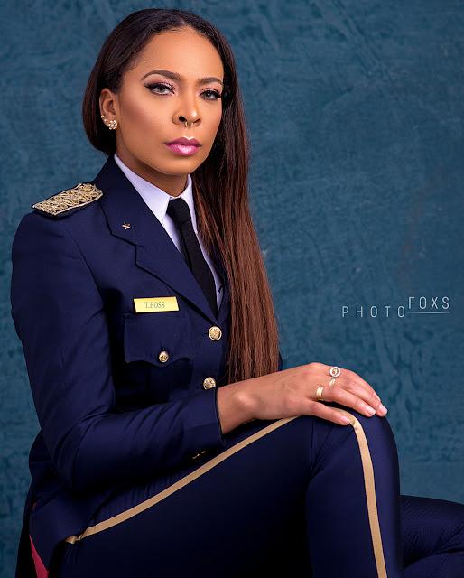 #BBNaija-Ex-Housemate-TBoss Issa-Gorgeous-Pilot