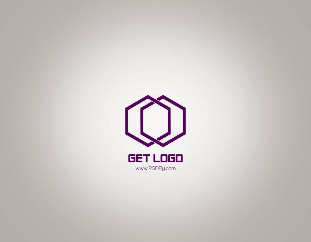 Download PSD Logo Template | PSD Fly | Download Free PSD Files